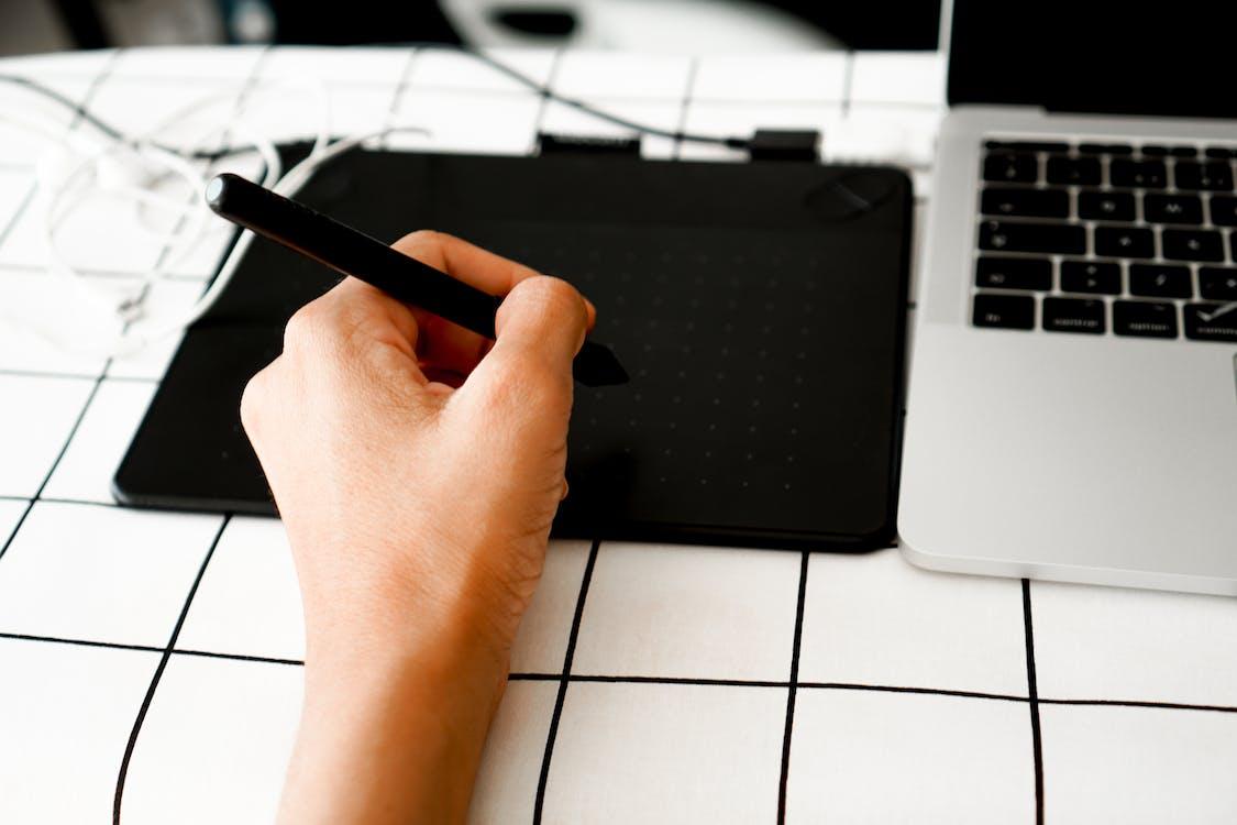 WACOM數位板, 人, 企業 的 免費圖庫相片