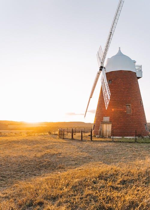 Základová fotografie zdarma na téma architektura, cestování, farma, krajina