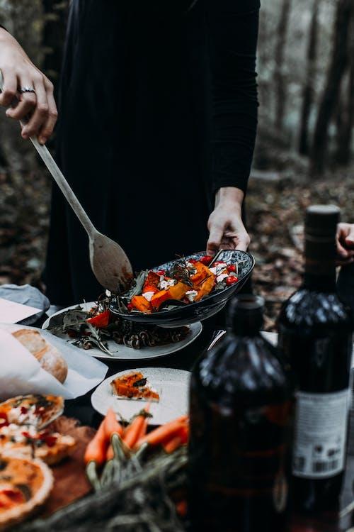 下落, 午餐, 南瓜 的 免费素材图片