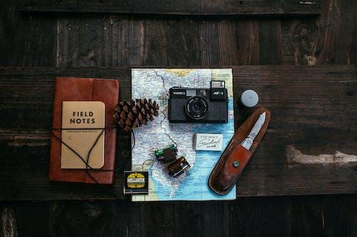Foto stok gratis alat, analog, atas