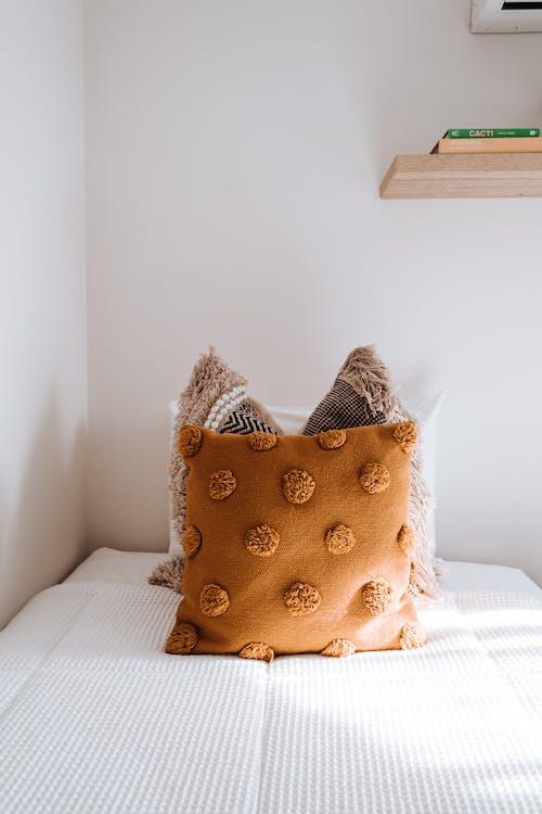 アパート, インドア, クッションの無料の写真素材