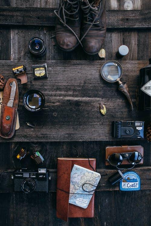 Foto stok gratis alat, atas, beragam