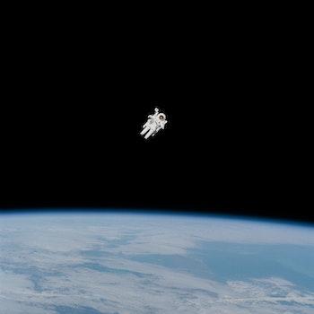 Free stock photo of space, astronaut, cosmos, amazed