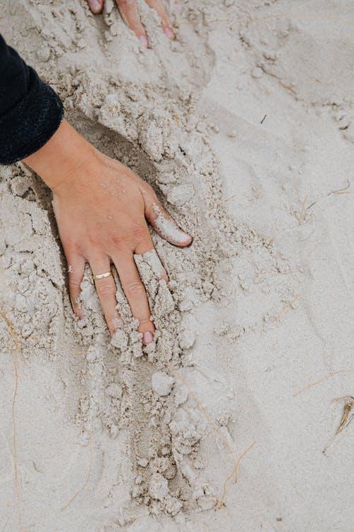 Immagine gratuita di adulto, bambino, cemento, deserto