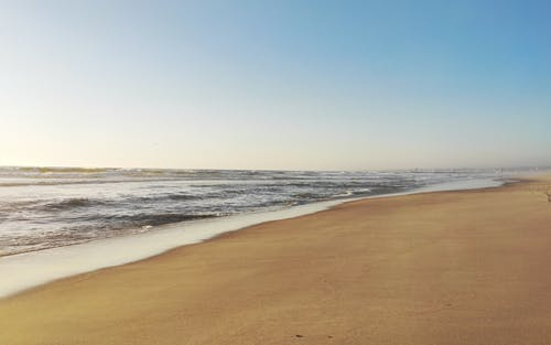 Darmowe zdjęcie z galerii z krajobraz, lato, morze, na dworze