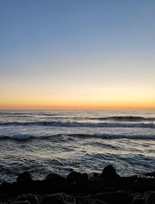 Gratis stockfoto met avond, blikveld, dageraad, Golf