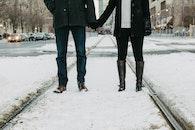 snow, fashion, boots