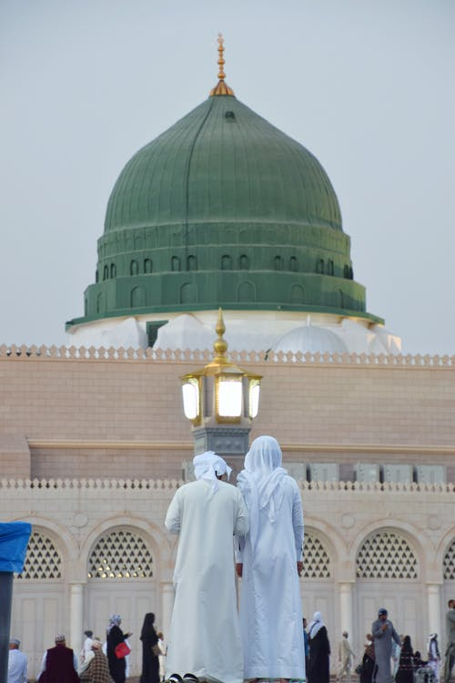 Free stock photo of bluuesky, hajj, islam