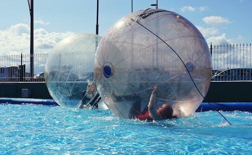 Photos gratuites de activité amusante, amusement, attraction, balle