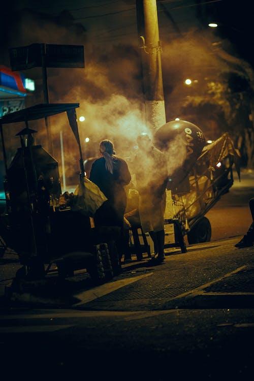 Kostnadsfri bild av behållare, dragrace, festival, flamma