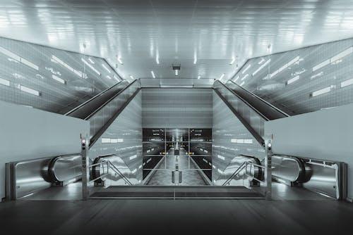 Foto profissional grátis de aeronave, aeroporto, arquitektur