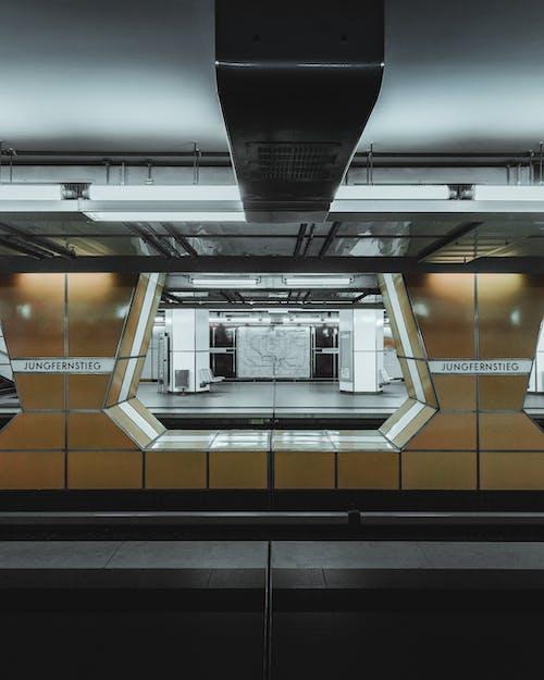 Immagine gratuita di acciaio, aeroporto, architettura