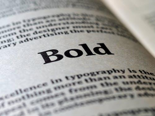Foto profissional grátis de bokeh, borrão, caligrafia