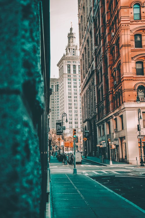 Free stock photo of architectural building, brick building, buildings, new york