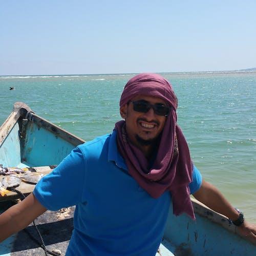 Balık tutmak, balıkçılık, ben mi, deniz içeren Ücretsiz stok fotoğraf