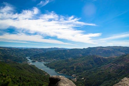 Free stock photo of bluesky, landscape, mountains