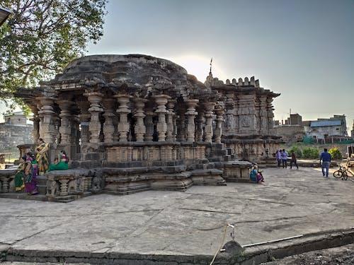 Fotos de stock gratuitas de amanecer, colores de la india, Dios