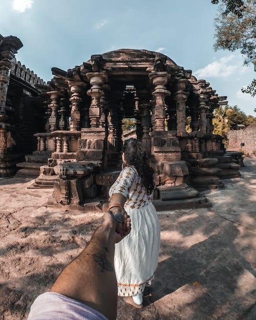 Fotos de stock gratuitas de chica asiática, hermosa pareja, India