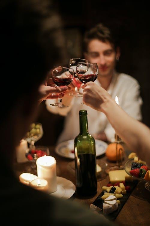 건배, 레저, 밤, 분위기의 무료 스톡 사진