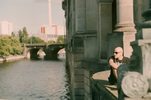 Ảnh lưu trữ miễn phí về cầu, Chân dung, con kênh, con sông