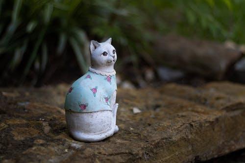 Ilmainen kuvapankkikuva tunnisteilla eläimen patsas, kissan patsas, kissan rakastaja, kissan sisustus
