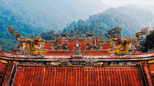 Kostenloses Stock Foto zu alt, architektur, bokeh, buddha