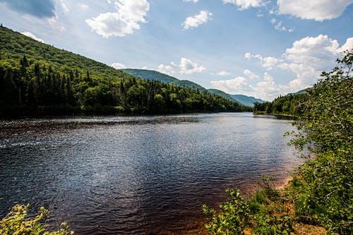 Ilmainen kuvapankkikuva tunnisteilla järvi, kaunis luonto, kaunis maisema, kehon vesi