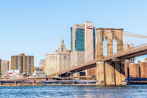 Ilmainen kuvapankkikuva tunnisteilla #voyage, arkkitehtuuri, business, joki