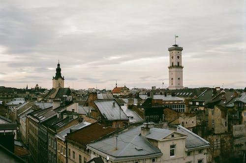 Gratis lagerfoto af arkitektur, borg, by, bygning
