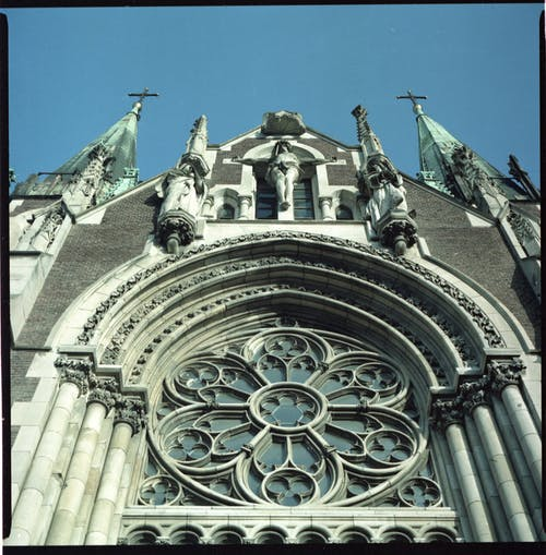 Gratis lagerfoto af arkitektur, by, bygning, goth-agtigt
