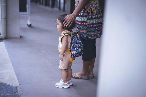 Gratis stockfoto met baby, baby'tje, buitenshuis, daglicht