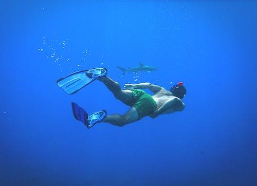 Gratis stockfoto met avontuur, blauw, diep, diepblauw