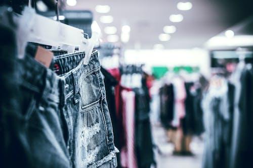 Kostenloses Stock Foto zu attraktiv, baumwolle, bildschirm, boutique