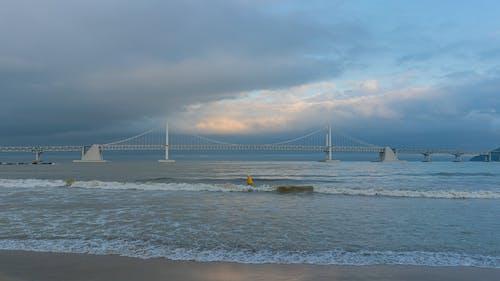 Δωρεάν στοκ φωτογραφιών με busan, γέφυρα, Κορέα, παραλία