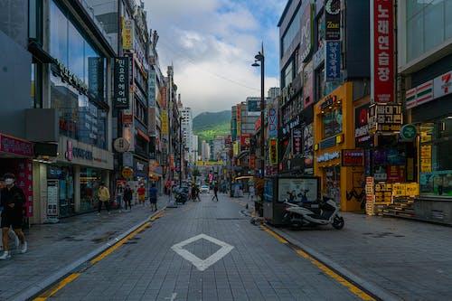 Δωρεάν στοκ φωτογραφιών με busan, δρόμος, ταξίδι