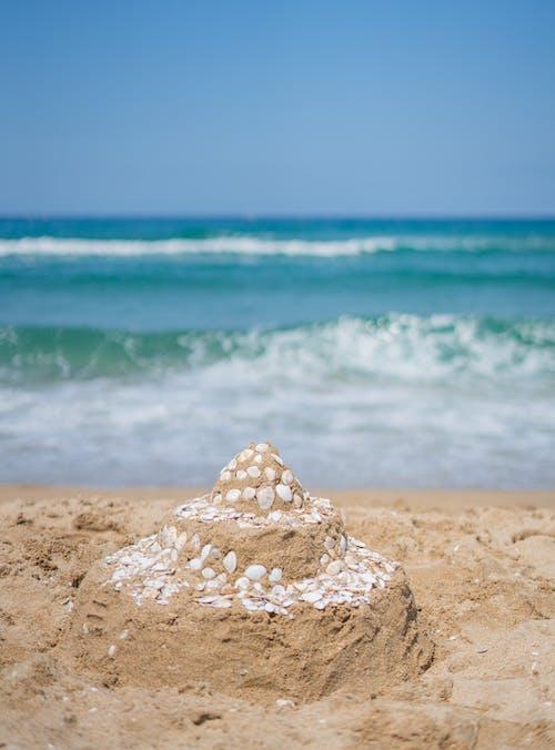Δωρεάν στοκ φωτογραφιών με Surf, ακτή, άμμος, γαλαζοπράσινος