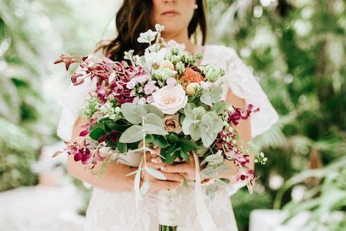 Foto stok gratis bagus, buket, bunga