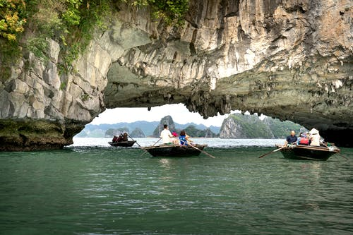 Gratis lagerfoto af båd, bådfører, ferie, folk