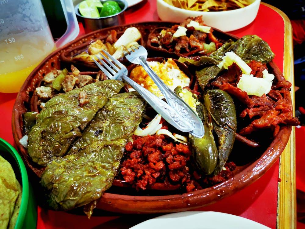 Foto stok gratis Chili, daging, kota meksiko