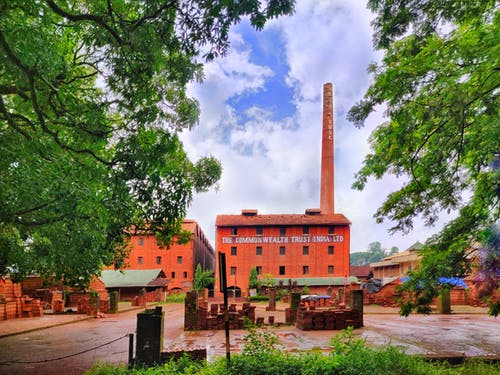 Free stock photo of beautiful landscape, calicut, clay, Clay work factory
