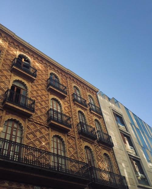 大城市, 建築物正面, 漂亮, 美麗 的 免費圖庫相片