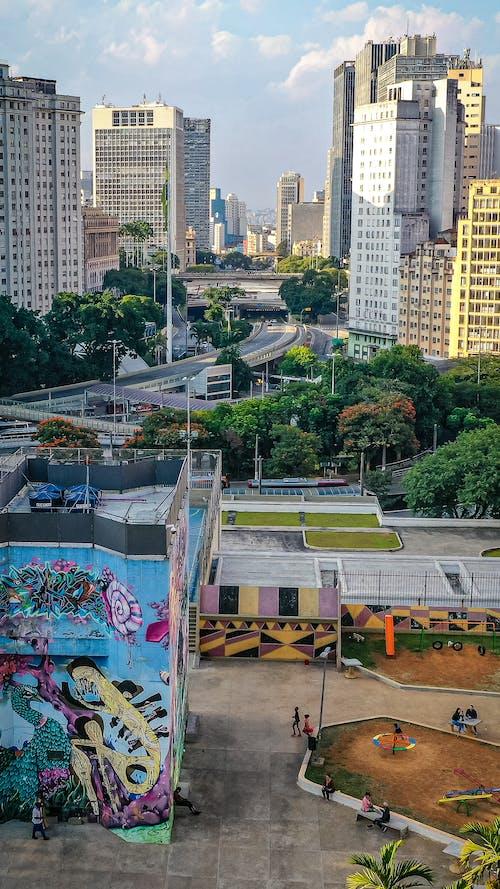 Kostenloses Stock Foto zu architektur, außen, autobahn