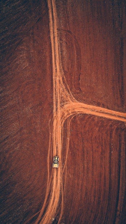 Foto profissional grátis de aéreo, agricultura, agronomia
