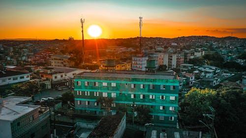 Δωρεάν στοκ φωτογραφιών με αίθριος, ακτίνα ήλιου, απόγευμα