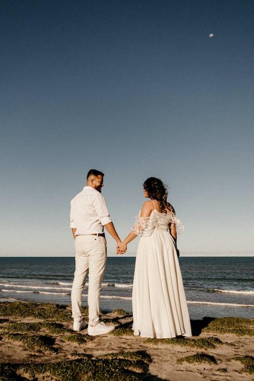 Fotos de stock gratuitas de afecto, al aire libre, alegría