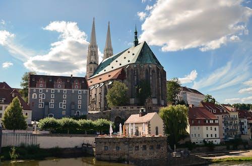 Imagine de stoc gratuită din apă curgătoare, arhitectură, catedrală, clădiri