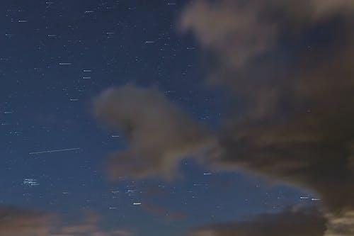 Foto stok gratis alam semesta, artis, awan