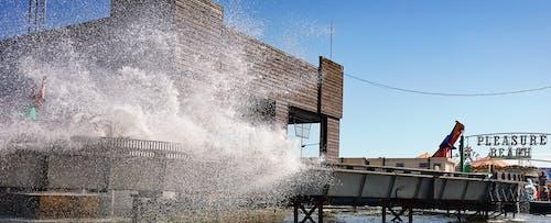 Photos gratuites de architecture, barrage, bâtiment, broyeur