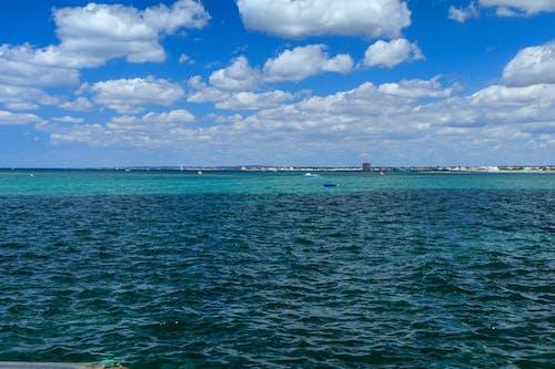 Free stock photo of blue, green, mediterranean sea