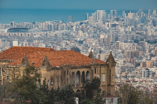 Beirut Cityscape